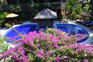 Adirama Beach Hotel Bali - Sekeliling