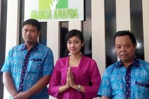 Gloria Amanda Hotel Yogyakarta - senyum