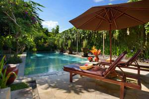 Barong Resort and Spa Bali - Kolam Renang