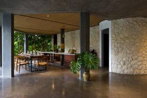 Planta Luxury Villa Canggu Bali - Restoran