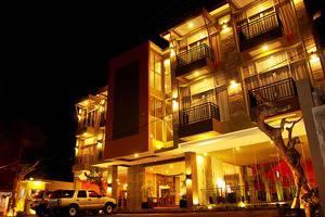 Eclipse Hotel Yogyakarta - luar
