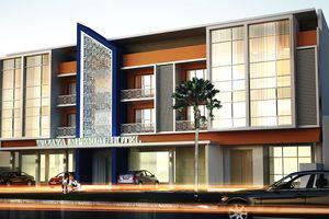 Wijaya Imperial Hotel Yogyakarta - Eksterior
