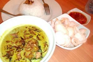 Quint Hotel Manado - nasi karie