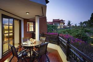 Sol Beach House Bali-Benoa All Inclusive by Melia Hotels Bali - Room Balcony