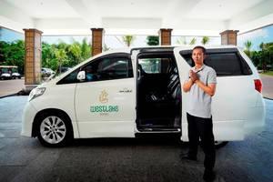The Westlake Resort Yogyakarta - penjemputan