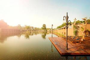 The Westlake Resort Yogyakarta - Danau 3