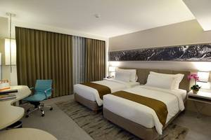 Swiss-Belhotel Jambi - Deluxe Twin Bed