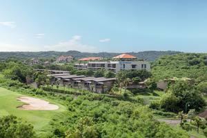 Wyndham Dreamland Resort Bali Bali - Golf Court View