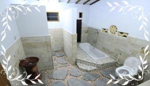 Villa Bale Seni Lombok - interior