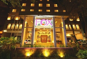 FOX Hotel City Center Bandung