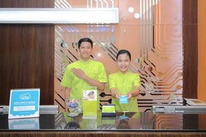 Airy Taman Remaja Kusuma Bangsa Surabaya - Receptionist