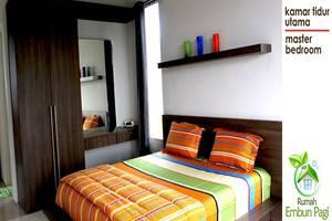 Rumah Embun Pagi Malang - Kamar tamu