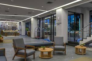 BATIQA Hotel Palembang - lobi
