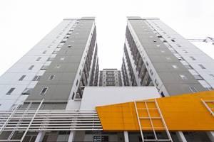 RedDoorz Apartment @City Light Ciputat Jakarta - Eksterior