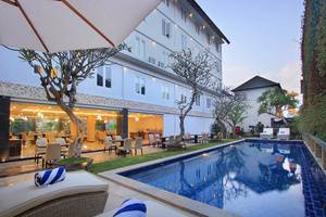 Mars City Hotel Bali - (30/June/2014)