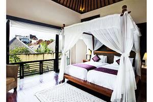 The Sanyas Suite Bali - Kamar tidur Kedua  Villa Executive Suite