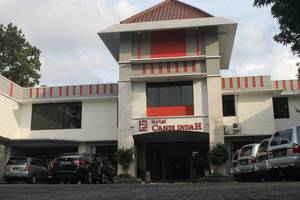 Hotel Candi Indah Semarang - pemandangan