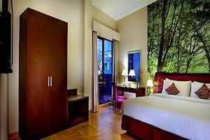 Kuta Central Park Hotel Bali - Suite satu kamar tidur