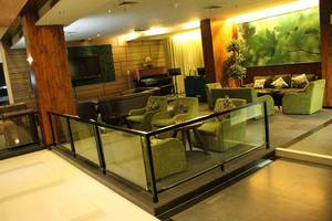 Angkasa Garden Hotel Pekanbaru - leander Lounge