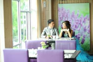 Angkasa Garden Hotel Pekanbaru - Lavender Restaurant2
