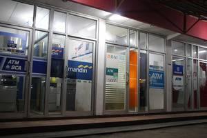 Hotel Bukit Indah Lestari Baturaja - ATM center