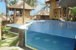 Biyukukung Suites & Spa Bali - Kolam Renang