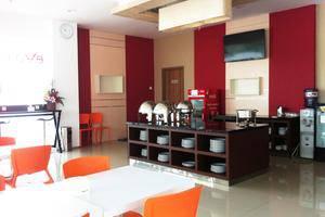 Evora Hotel Surabaya - Restoran