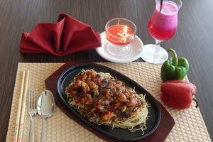 Grand Dian Hotel Brebes Brebes - MIE HOT PLATE