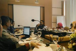 Grand Dian Hotel Brebes Brebes - MEETING ROOM EXECUTIVE