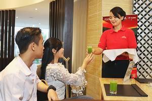 Hotel Horison Tasikmalaya - MINUMAN SELAMAT DATANG