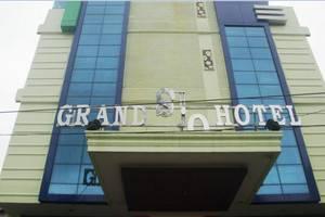 Grand S.O. Hotel Kendari - Tampilan Luar Hotel