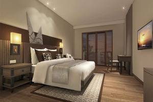 The Vira Hotel Bali - Kamar Deluxe