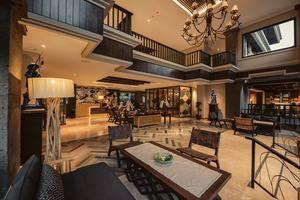 The Vira Hotel Bali - Hotel Lobby