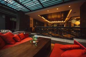The Vira Hotel Bali - Pergola