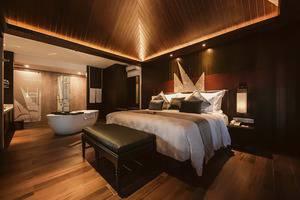 The Vira Hotel Bali - The Layonsari Suite Bedroom