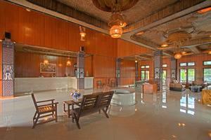 Danau Dariza Resort Hotel Garut - lobi