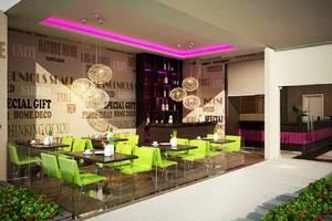 Viva Hotel Kediri By Front One Kediri - Lounge