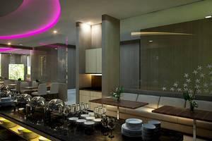 Viva Hotel Kediri By Front One Kediri - Ruang makan