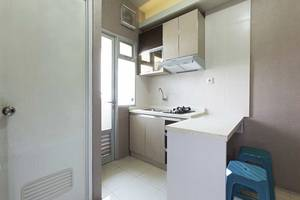 RedDoorz Apartment @ Pegangsaan Kelapa Gading 2 Jakarta - Dapur