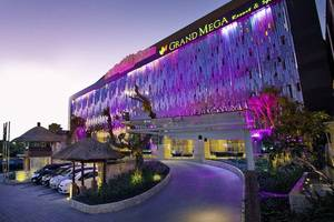 Grand Mega Resort Bali - Tampilan Luar Hotel