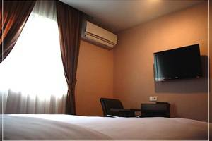 Sulthan Darussalam Hotel Medan - Kamar tamu