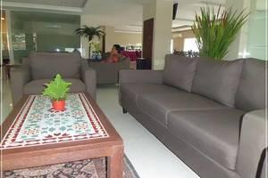 Sulthan Darussalam Hotel Medan - Ruang tamu