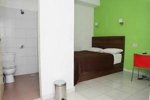 Hotel Mexico Berastagi - Kamar