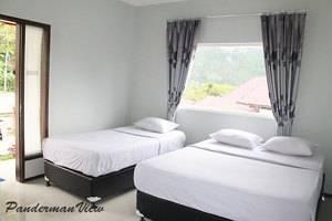 Toetie Boutique Villa & Resort Malang - Kamar tamu