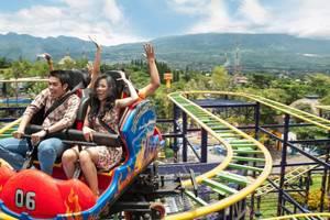 Toetie Boutique Villa & Resort Malang - Lingkungan sekitar