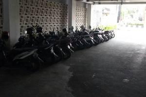 POP! Hotel Nusa Dua - Parking Area