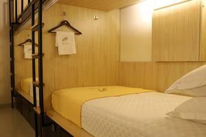dric's House Belitung - Kamar tamu