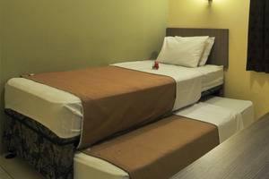 Cassadua Hotel Bandung - Standard 1 Bunk Bed