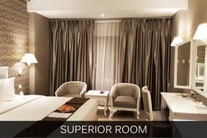Hotel Polonia Medan - KAMAR SUPERIOR