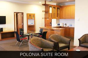 Hotel Polonia Medan - KAMAR POLONIA SUITE